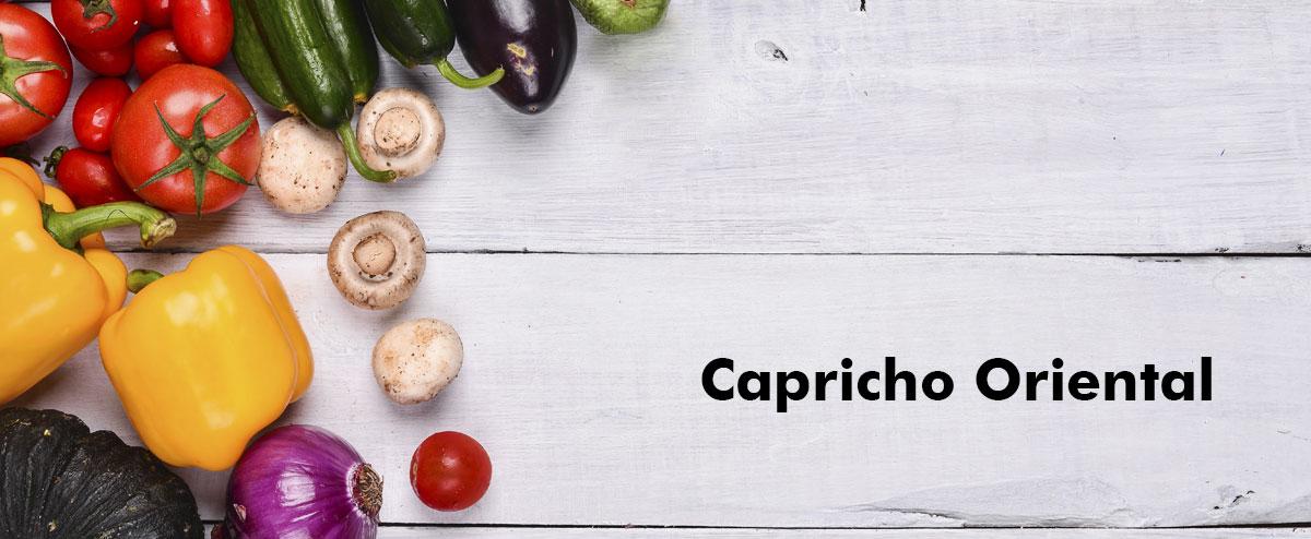 CHIPICHAPE - CAPRICHO ORIENTAL